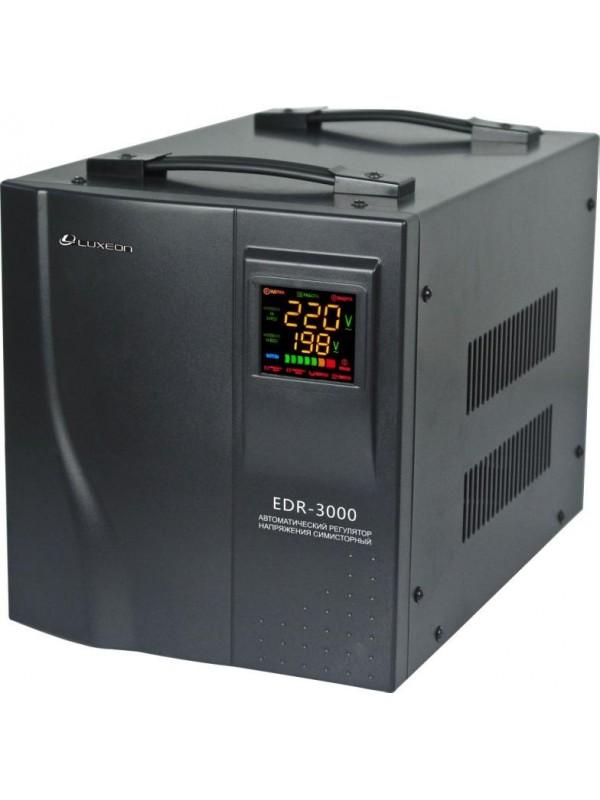 Стабилизатор напряжения EDR-3000 (Luxeon)