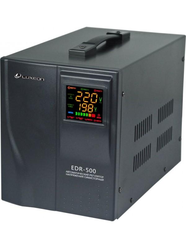 Стабилизатор напряжения EDR-500 (Luxeon)