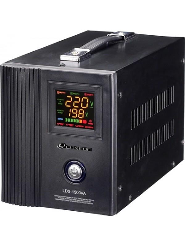 Стабилизатор напряжения LDS-1500VA (Luxeon)