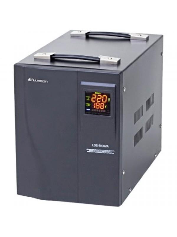 Стабилизатор напряжения LDS-5000VA (Luxeon)