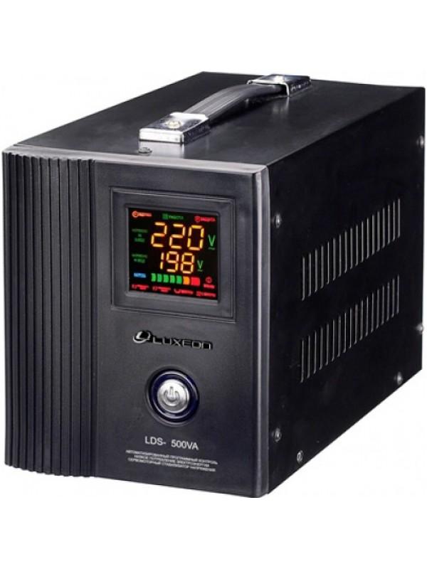 Стабилизатор напряжения LDS-500VA (Luxeon)